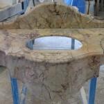 Plan-vasque-marbre-Sarrancolin-ajustage-en-onglet-de-la-retombée2
